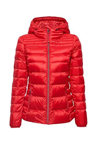 para Chaqueta Rojo 630 Red Esprit Mujer qfwCFnx7