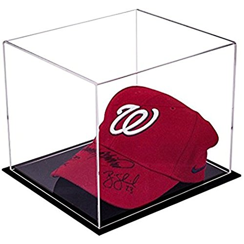 (Acrylic Deluxe Clear Display Case - Small Rectangle Box 8.75