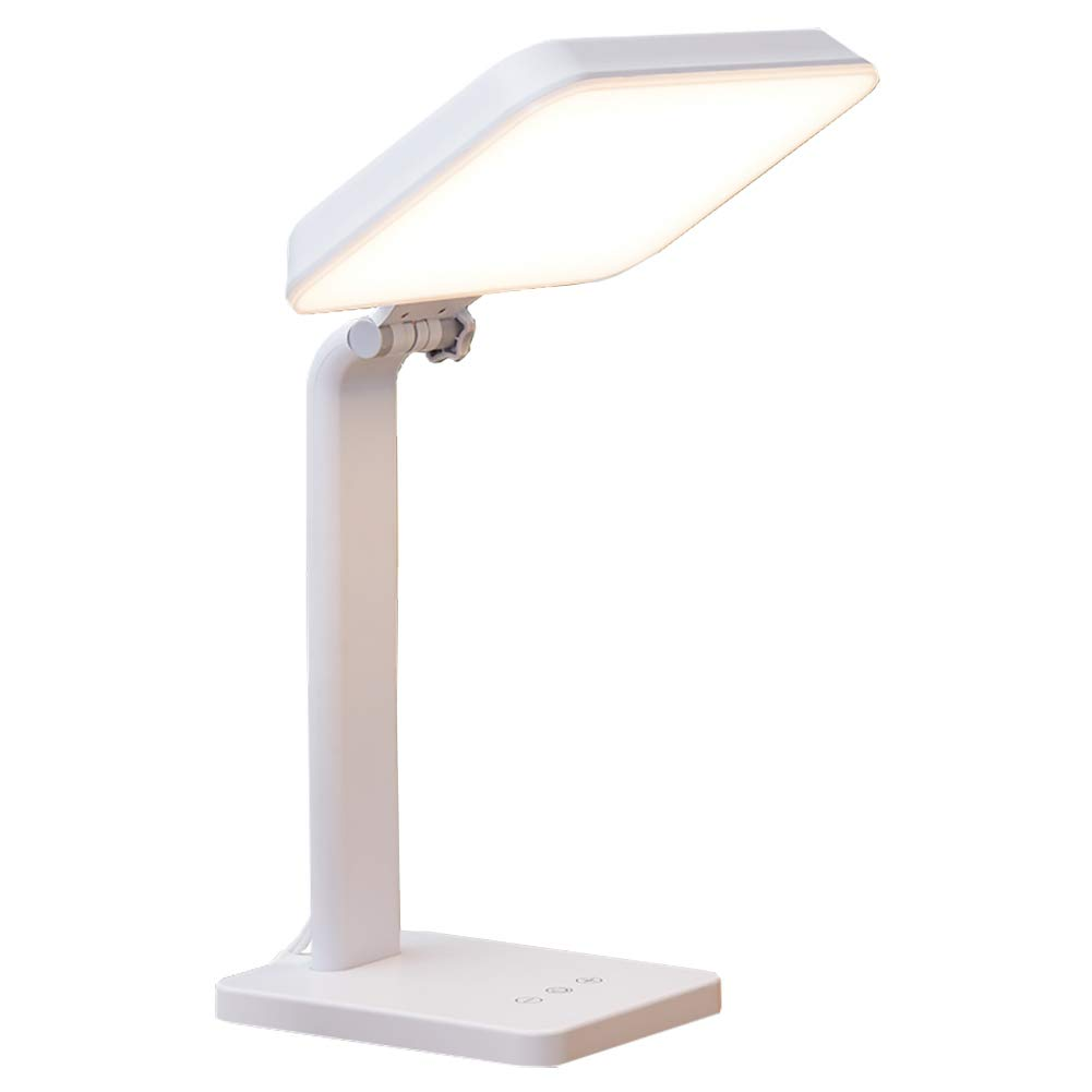 Theralite Aura Bright Light Therapy Lamp - 10,000 LUX - Sun Lamp Mood Light to Fight Low Energy and Sunlight Deprivation by TheraLite