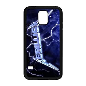 iStyle Zone Premium Hard Protection Cover Case for Samsung Galaxy S5 GS5 S V [Metallica]