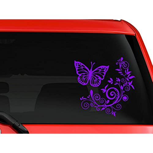 Purple Car Decals: Amazon.com