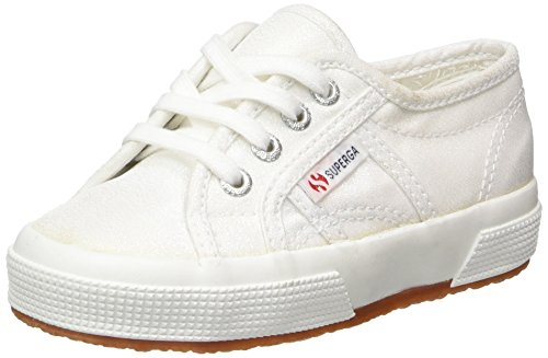 white 2750 Superga lamej Weiß Niñas Zapatillas Para dpWwdYafq