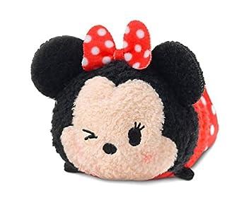 """Disney Tsum Tsum Mickey & Amigos Minnie Mouse 3.5"""" Peluche [Guiñando, ..."""