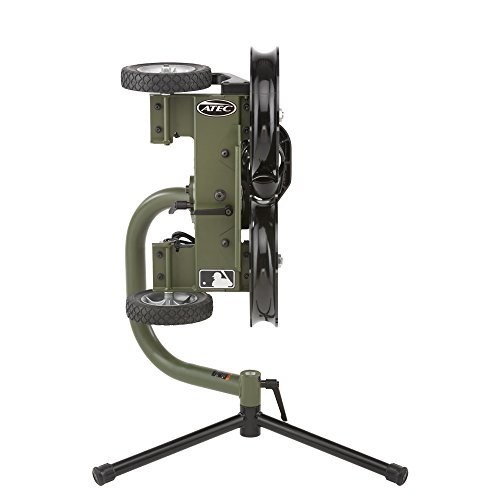 ATEC M2 Offensive Softball Pitching Machine by Atec