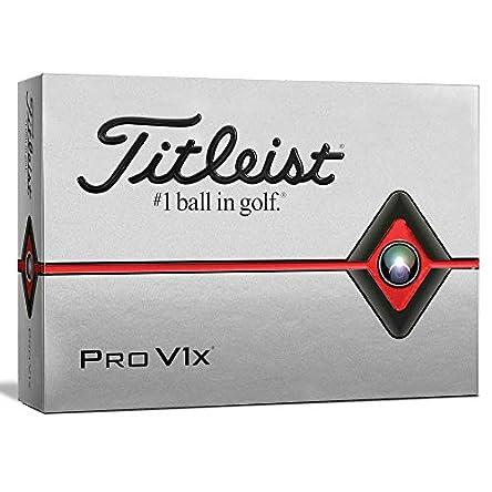 Titleist Pro V1x Golf Balls ( One Dozen )