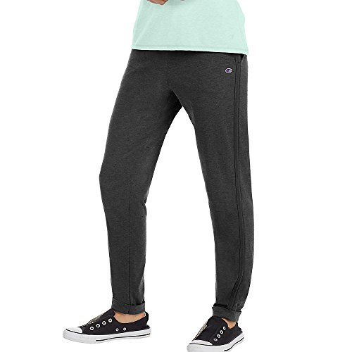 - Champion Women's Heathered Jersey Joggers
