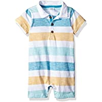 Gymboree Baby Boys 1-Piece Polo Bodysuit
