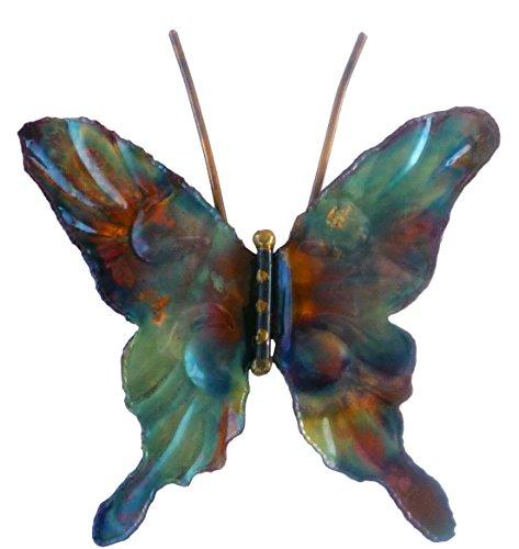 butterfly metal wall art - butterfly metal decor