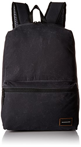 (Quiksilver Men's Night Track Plus Backpack, Black, 1SZ)