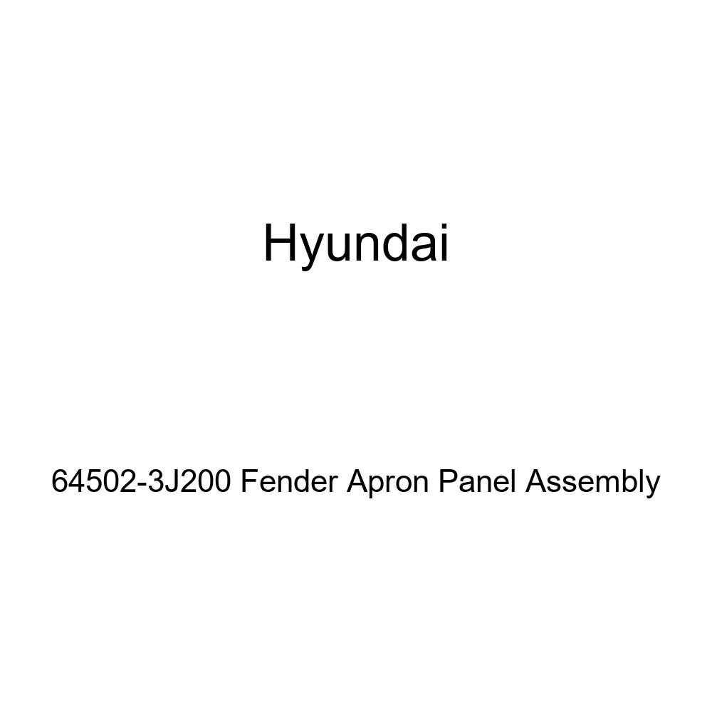 Genuine Hyundai 64502-3J200 Fender Apron Panel Assembly