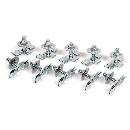 - Eckler's Premier Quality Products 80-251909 - Chevy Rear Gravel Shield Clips