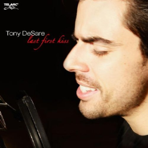 Last First Kiss Tony DeSare product image