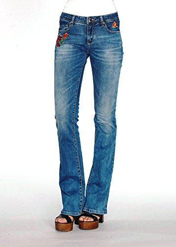 Jeans Jeans Zampa Elastico Gaudi Elastico Gaudi z1qtwq