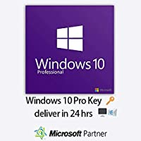 Windows 10 Professional 32/64bit Key & Code - Volume Licensing - delivery in 24 Hours (e-mail) + Full tech Support