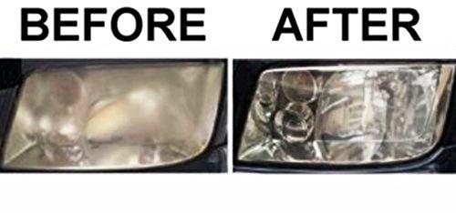 Buy headlight cleaner restorer repair erases