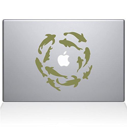 オリジナル The (1115-MAC-15X-G) Decal Guru Koi Fish Pond MacBook The & Decal Vinyl Sticker - 15 Macbook Pro (2016 & newer) - Gold (1115-MAC-15X-G) [並行輸入品] B0788HGPDY, Shift_scissors:1fe9b9f6 --- a0267596.xsph.ru