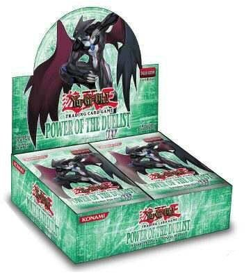 Upper Deck Yu gi oh Gx Power of the Duelist Booster Box (...