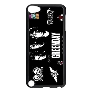 Green Day Customized Hard Plastic Cover Case fits iPod Touch 5th ipod5-linda167