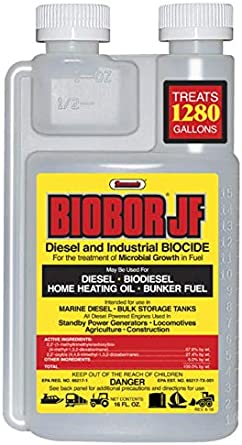 Amazon Com Biobor Jf Diesel Biocide And Lubricity Additive 16 Ounce
