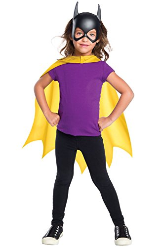 - 412jw7aYUTL - Rubies DC Comics Batgirl Cape and Mask Set-