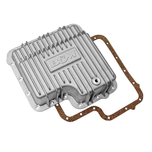 B&M 40281 Aluminum Transmission Pan (Ford Transmission Bronco)