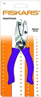 Fiskars 1/16 Inch Circle Hand Punch (12-23508897) from Amazon.com, LLC *** KEEP PORules ACTIVE ***