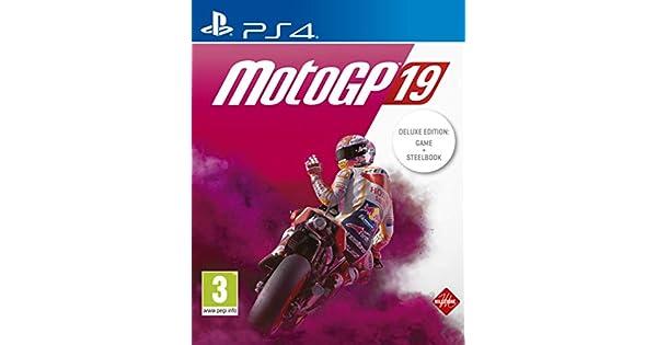 MotoGP19 - Deluxe Edition: Amazon.es: Videojuegos