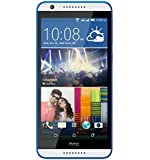 HTC Desire 820-16GB, 4G LTE, White and Blue
