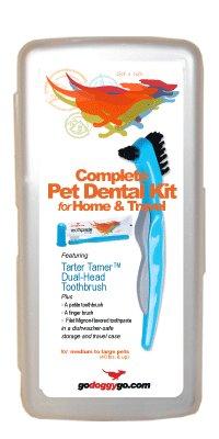 Tartar TamerTM Dual-Head Pet Toothbrush Kit, My Pet Supplies