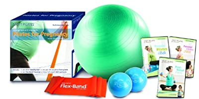 Stott Pilates Pregnancy Workout Kit from Stott Pilates