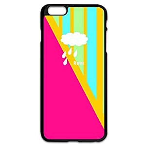 Cute Colorful Design Pc Case Cover For IPhone 6 Plus by heywan