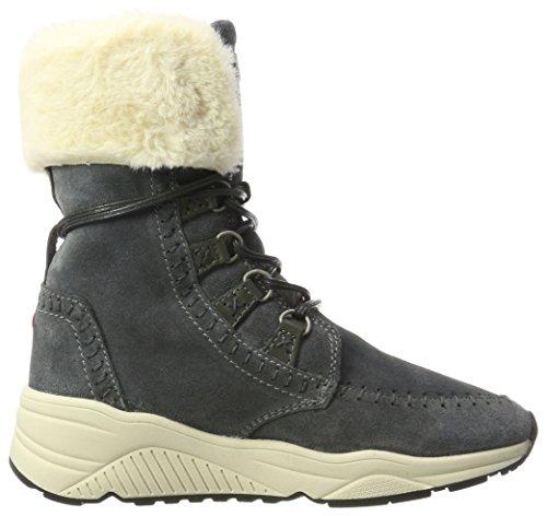 de Botas N88 Mujer para Gris Nieve Doris Footwear Grey Dark NAPAPIJRI tx7paqwn