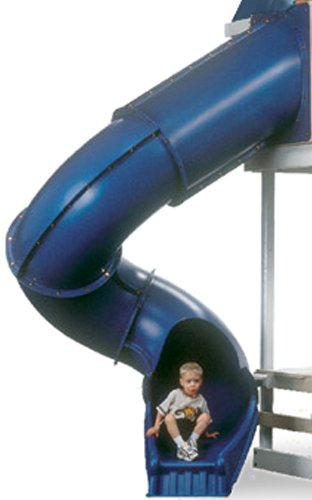 Turbo Tube Slide - Blue (Tube Slides compare prices)