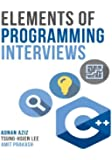 Elements of Programming Interviews: The Insider's Guide