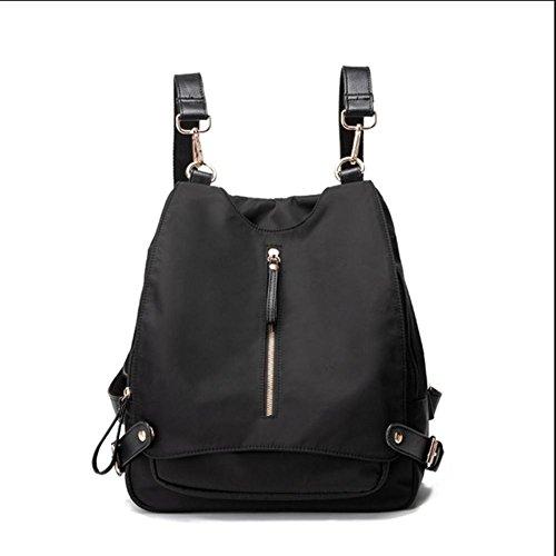 Cloth Backpack Dual functional Shoulder Oxford Backpack Casual Bag Nylon Multi Ladies Fashion Bxbao URxanw4qIq