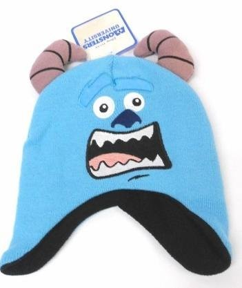 (Disney Little Boys' Monster U Sully Peruvian, Blue, One)