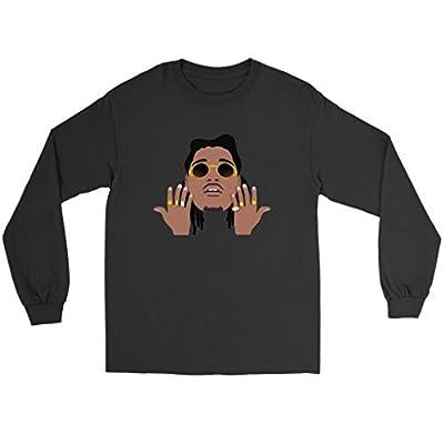 A Migo Mens LS Cotton T-Shirt