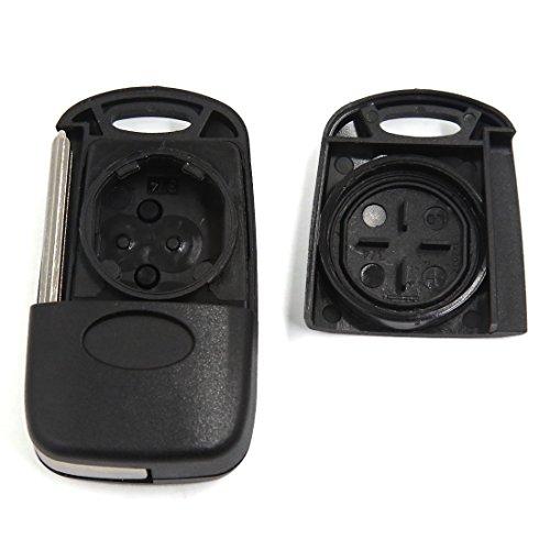 sourcingmap® Clé pliable Flip Remote Coquille Boîtier 3 Bouton Pour Kia Rondo Sportage âme Rio outlet