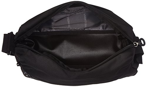 portés Mandarina Md20 Black épaule Sacs Tracolla Noir Duck wgIwa