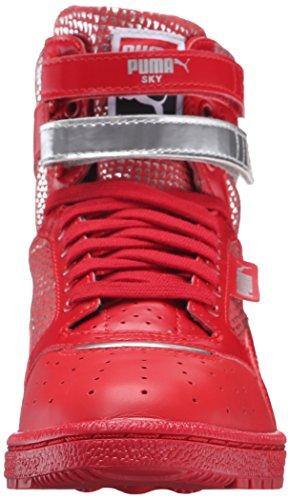 PUMA Women's Sky II Hi Futur Minimal Wn's Basketball Shoe Barbados Cherry discount ebay zo1IGsV