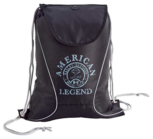 Harley Davidson Sling Backpack, Black, One Size for sale  Delivered anywhere in USA