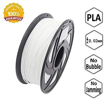 XuBaoFu, 2019 1 kg 1.75mm Impresora 3D Filamento PLA ABS ...