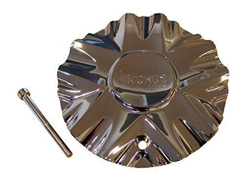 - Incubus 509 Banshee Chrome Wheel Rim Center Cap EMR0509-TRUCK-CAP LG0603-43