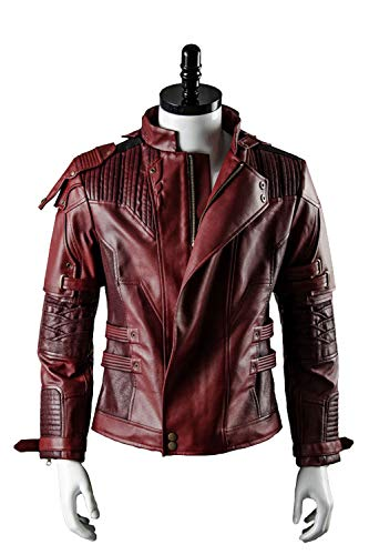 GOTEDDY Peter Halloween Cosplay Leather Jacket Costume (L) -