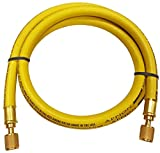 Appion MH380006AAY - 3/8' Dia. Hose, 6-foot, 1/4'FL to 1/4'FL Yellow