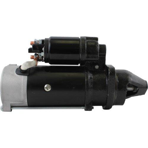 DB Electrical SRA0003 Starter (for John Deere Skid Steer (1999-2004), 270 Series II (All))