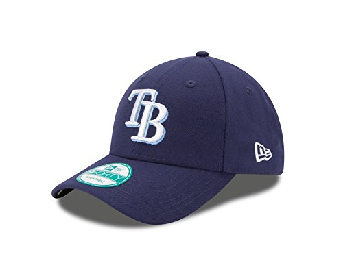 MLB The League Tampa Bay Rays Game 9Forty Adjustable Cap (Rays Tampa Bay Clothes Devil)