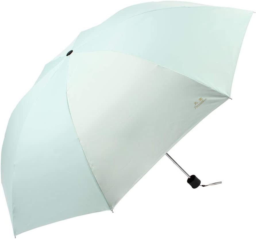 YSCY Portable/ Umbrella Umbrella Pure Color Umbrella Three fold Sun Protection UV Shade Sun Umbrella rain Dual-use Umbrella Male Radiation/ Protection,/ UV/ Protection,/ Rust/ Prevention,/ Wind/ Protection.