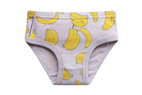 Little Girls' Soft Cotton 6-Pack Underwear Bring Cool, Breathable Comfort experience2T-8T Panty. (Assorted D, 2-3Years) by Shine (Image #2)