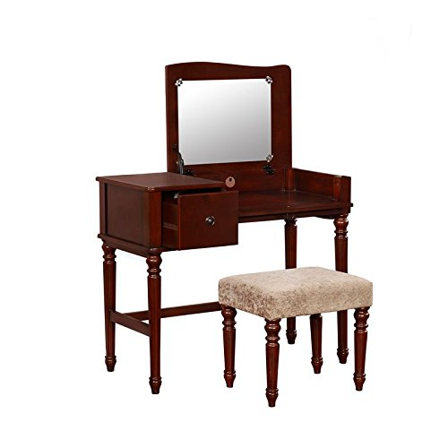 Wyndham Vanity Set with Mirror